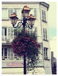street lamp by SamantaT