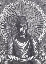 Buddha by shakedown1970
