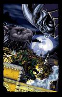 Ninja Turtles by SheaLambert