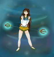 PSM: Sailor Earth by YokiJane