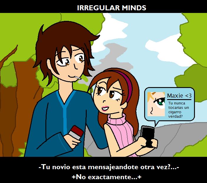 Irregular Minds PT.4 by QKingen