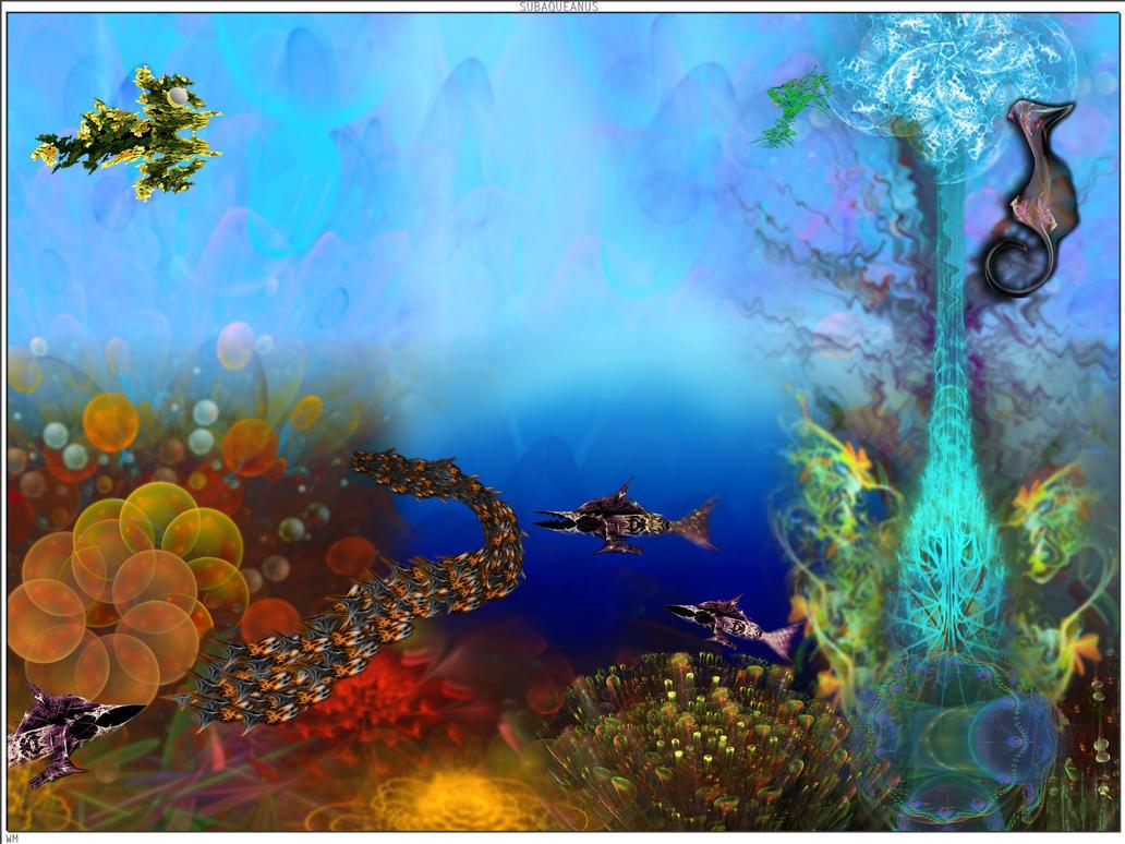 subaqueanus by lilbil