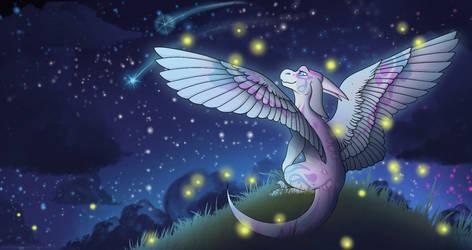 Starry Night by Crunch-Draws
