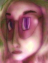 Distorted Jen 001 by pantseeker