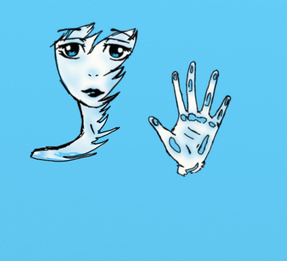 Frozen by ariahdawn