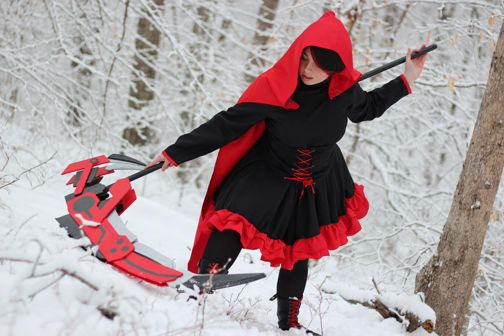 Ruby cosplay by Reesesnnpieces