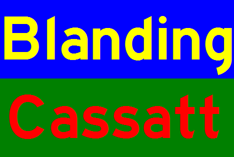 Blanding Cassatt logo by Interstate48