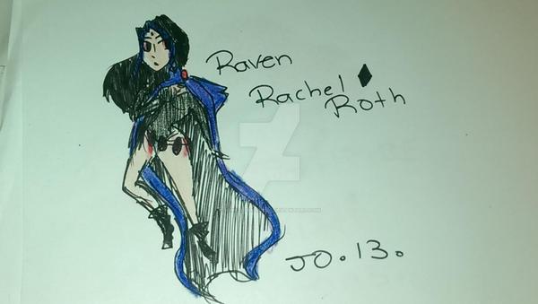 raven by sonicxfanjas126