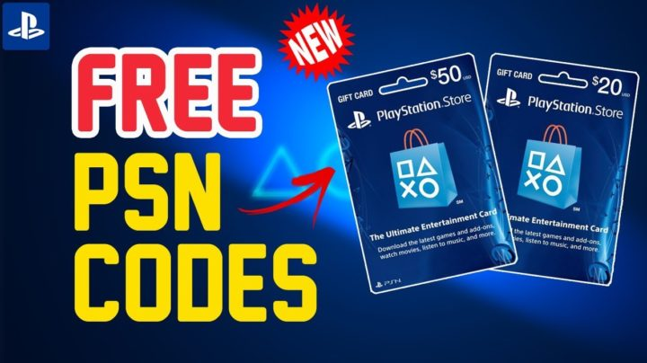 freepsncodes2019 (Free PSN Codes) | DeviantArt