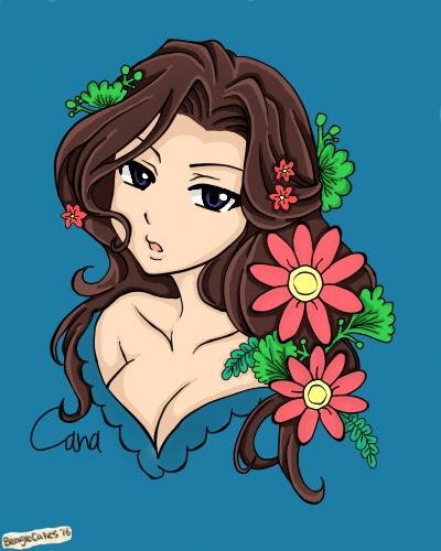 Fairy tail cana alberona by yuumikki on deviantart - Fairy tail cana wallpaper ...
