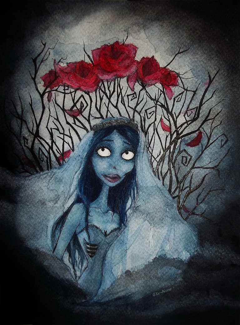 Bride Corpse. by Xe-none