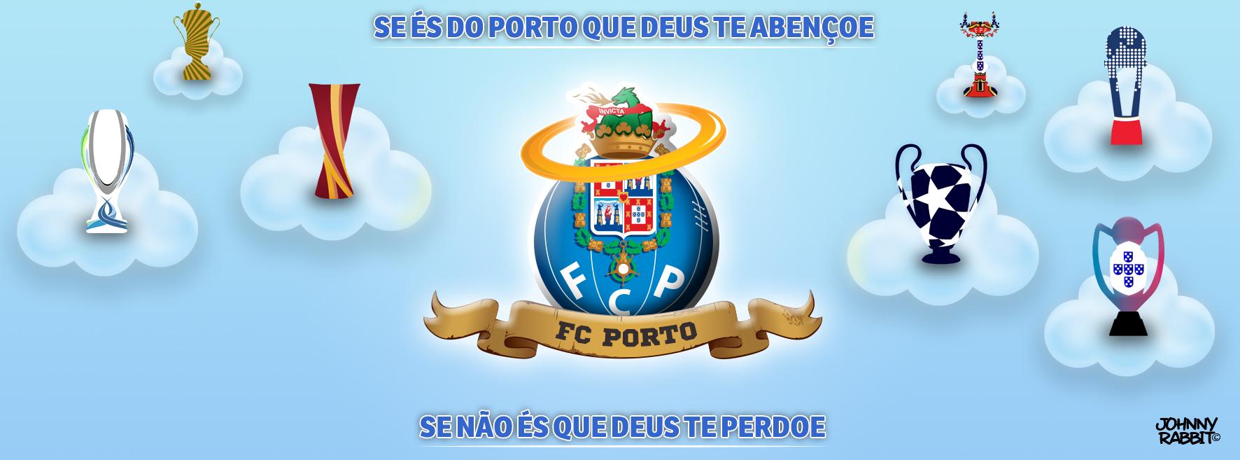 Deus Te Abençoe: FC Porto By Joaoc23 On DeviantArt