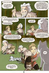 Path of the Huntresss (Page 4) by EstigiaKinslayer