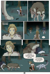 Path of the Huntress (Pag 13) by EstigiaKinslayer