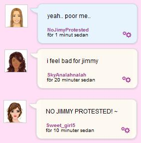 Stardoll trolling Jimmy protested by ChocolateeMonster on DeviantArt