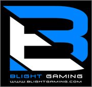 Logo made for Blight Gaming (unpaid) by SamHexo