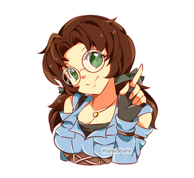 [C Bust Up Commission] Foresteronly