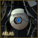 Portal 2 Avatars: ATLAS by DjPavlusha