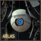 Portal 2 Avatars: ATLAS by DjPavlusha