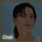 Portal 2 Avatars: Chell by DjPavlusha