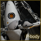 Portal 2 Avatars: P-body by DjPavlusha