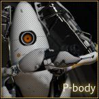 Portal 2 Avatars: P-body by DjPavlusha