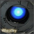Portal 2 Avatars: Wheatley by DjPavlusha