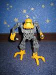 MOC Fe-Matoran Turing (Dark Hunter Phantom)