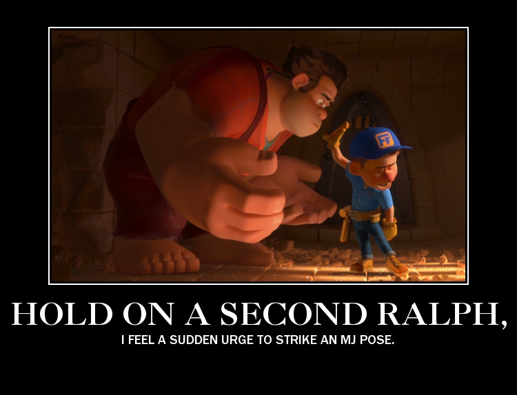 Hold on a second Ralph... by DjPavlusha on DeviantArt