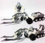 MOC Mazeka's Rover