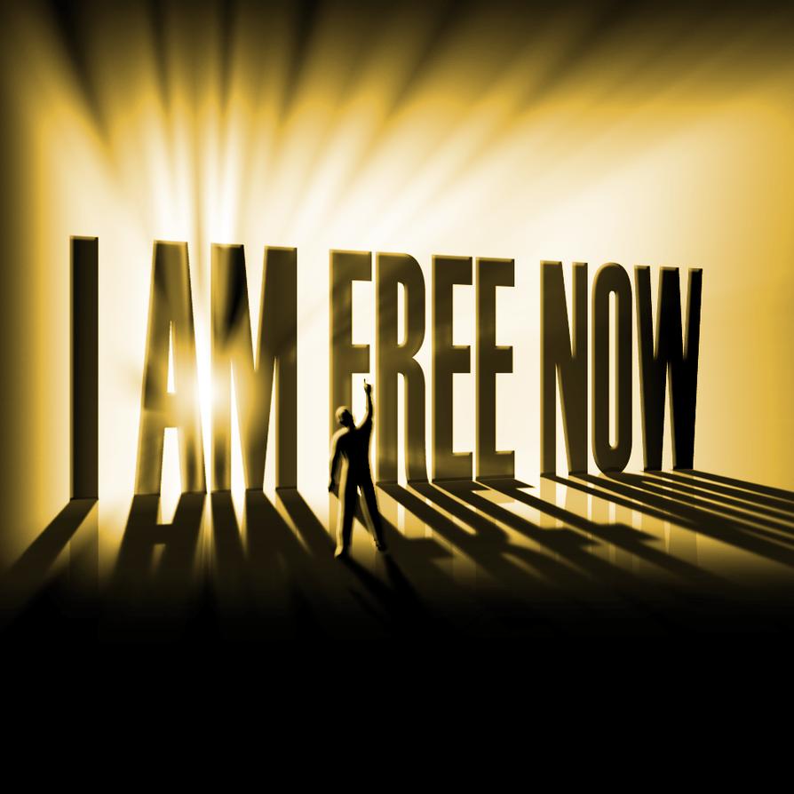 I Am Free Now I AM FREE NOW by DjPav...