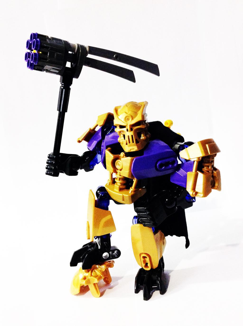 Лего Биониклы (Bionicle) - каталог наборов с инструкциями 55