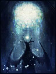 Moonlit by Korwynze