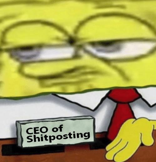 Spongebob Template