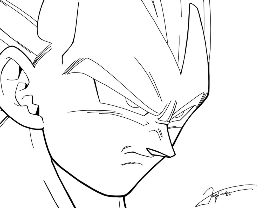 how to draw dbz gt characters