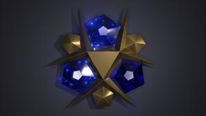 Zora's Sapphire - Legend of Zelda: Ocarina of Time