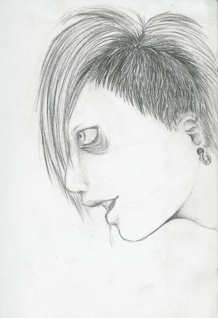 Daiki - Pencil Version by kasumi-blue