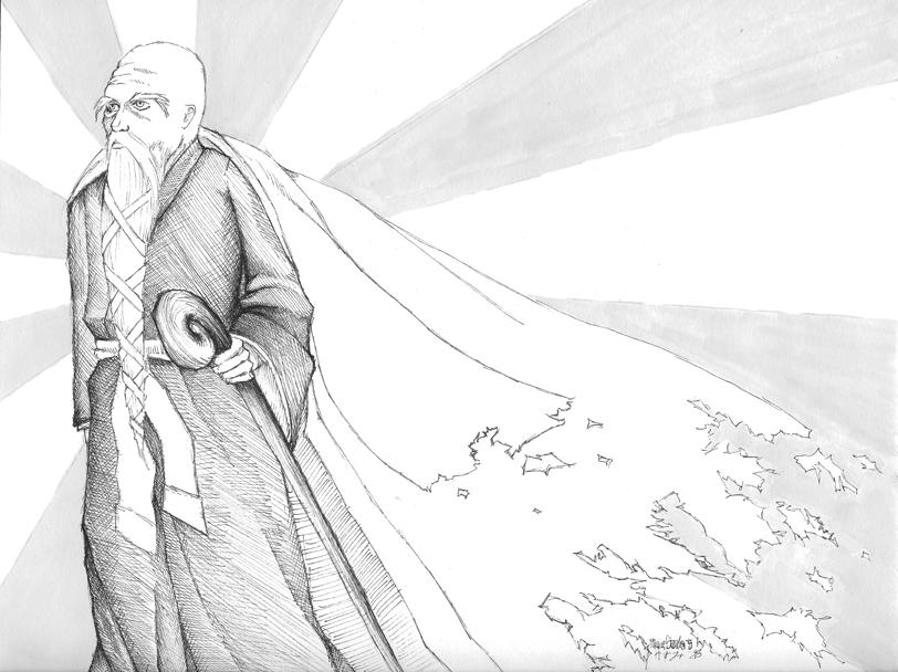 Commission: Yamamoto by kasumi-blue