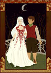Autumn Moon: Aereya and Bilbo