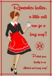 A LIttle Salt PSA by skart2005