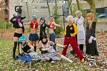 Soul Eater by KoiCosplay