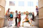 Heros by KoiCosplay