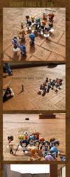 Nendo Singer Yuna's Army by SingerYuna