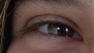 sweet eye by SingerYuna