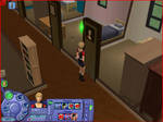 the sims 2 in the university