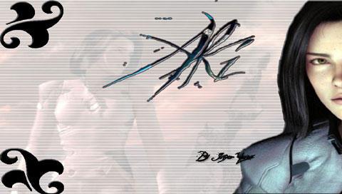 Aki Ross by SingerYuna