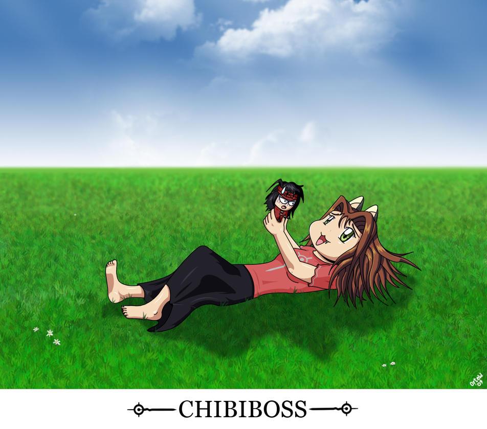 ChibiBoss by Ortew