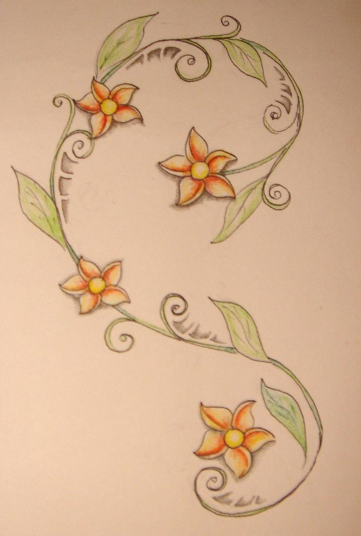 Pin poison ivy vine tattoos on pinterest for Poison ivy vine tattoos