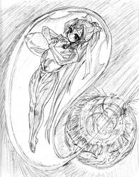 Superheroine 6 by k-sawano
