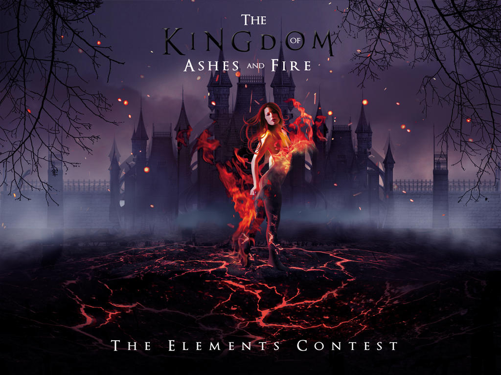 The Kingdom of Ashes and Fire by CarolMarques